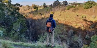 Hiking the Goldfields Track